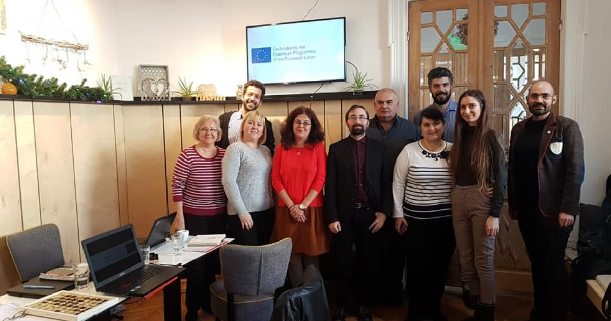 Read more about the article Parentbank Project: Kick-off meeting